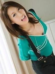 Cutie JAVModel Tiara Ayase