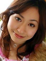 Asian model is a teen cutie with a nice ass