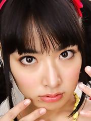 Alice Miyuki Showing Nice Tits