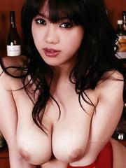 Mai Nadasaka With a Nice Bubble Butt