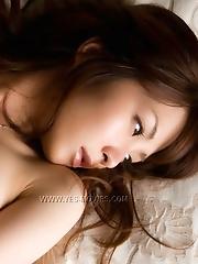 Miku Ohashi Moans to Her Pleasure