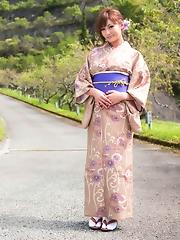 Kirara Asuka Big Tits Spreader
