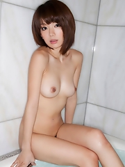 Nozomi Mayu Showing Cute Tits