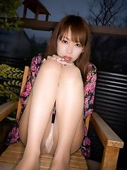 Akina Showing Nice Tits