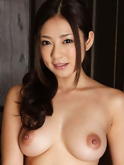 Minori Hatsune Showing Cute Tits