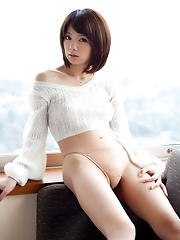 Nozomi Mayu Showing Boobs