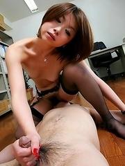 Tsubaki wants some hot fucking